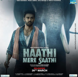 First Look Of The Movie Haathi Mere Saathi