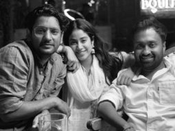 Janhvi Kapoor announces Good Luck Jerry with aesthetic pictures from the set