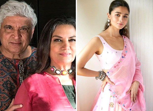 Javed Akhtar - Shabana Azmi bowled over by Alia Bhatt's performance in Gangubai Kathiawadi