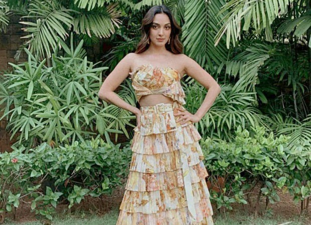 Kiara Advani's bralette and skirt are perfect to float through summer heat