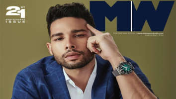 Siddhant Chaturvedi on the cover of Man's World, Mar 2021