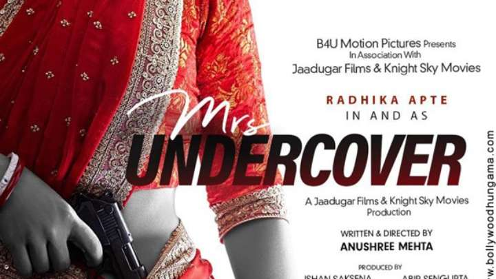 First Look Of Mrs. Undercover