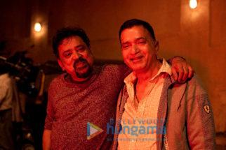On The Sets From The Movie Mumbaikar