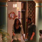 PICTURES Disha Patani and John Abraham spotted shooting for Ek Villain 2