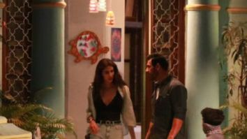 PICTURES Disha Patani and John Abraham spotted shooting for Ek Villain 2