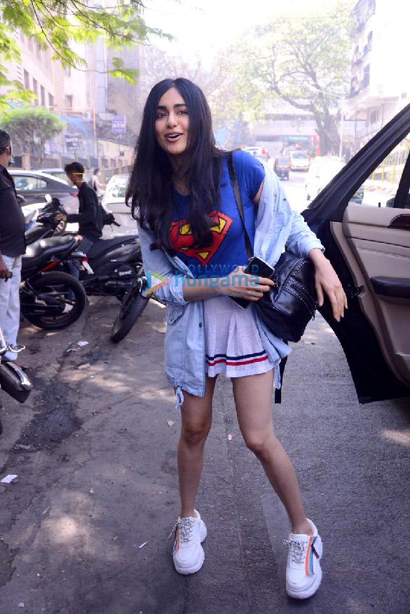Photos Adah Sharma snapped in Bandra (3)