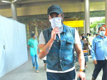 Photos: Kangana Ranaut, Rakul Preet Singh, Anjani Dhawan and others snapped at the airport