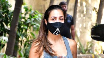 Photos: Malaika Arora spotted at Pilates studio
