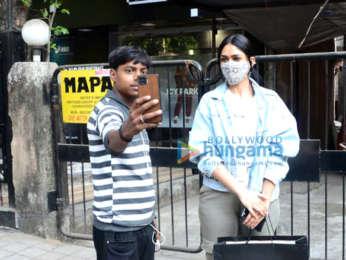 Photos: Mrunal Thakur snapped in Khar