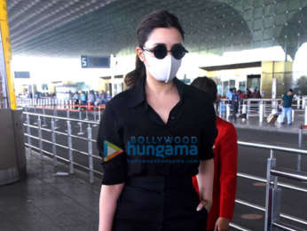 Photos: Parineeti Chopra, Karisma Kapoor and Karishma Tanna snapped at the airport