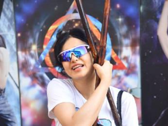 Photos: Adah Sharma spotted at Sawan Dance for rehearsal