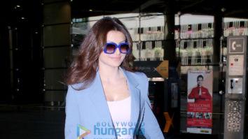 Photos: Urvashi Rautela, Prachi Desai, Zareen Khan and Shefali Jariwala snapped at the airport