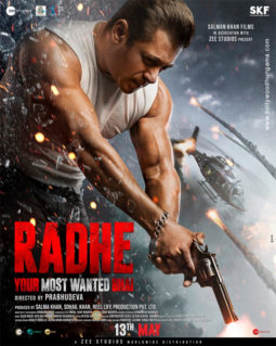 First Look Of Radhe – Your Most Wanted Bhai