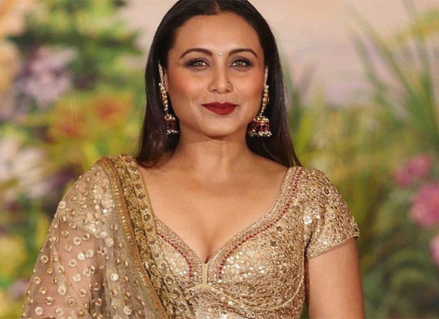 Rani Mukerji reveals why she fell in love with husband Aditya Chopra