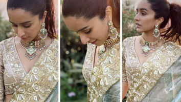 Shraddha Kapoor steals the show with her embellished lehenga at cousin Priyank Sharma's wedding