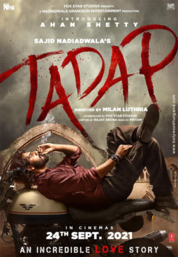 First Look Of The Movie Tadap