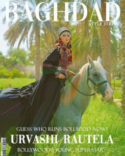 Urvashi Rautela On The Cover Of Baghdad Style Street
