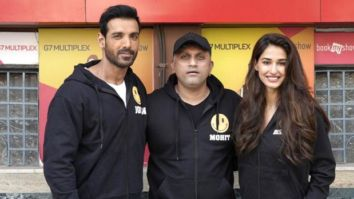 John Abraham and Disha Patani start shooting for Ek Villain Returns