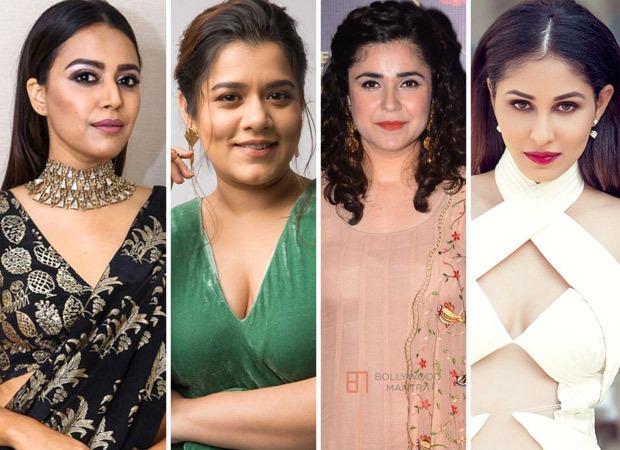 Swara Bhasker, Shikha Talsania, Meher Vij and Pooja Chopra to star in Jahaan Chaar Yaar. - Bollywood Hungama