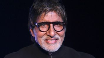 """Cannot read cannot write .. cannot see,"" shares Amitabh Bachchan after eye surgery"