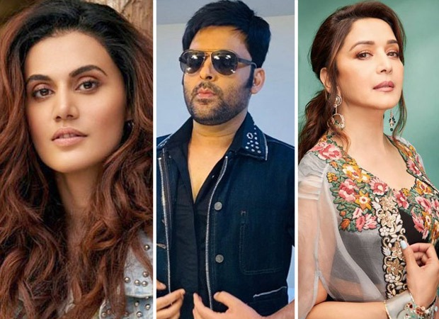 Taapsee Pannu's Haseen Dilrubba, Madhuri Dixit's Finding Anamika, Kapil Sharma's comedy special and other titles announced by Netflix India