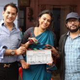 Swara Bhaskar kick start shoot for Jahaan Chaar Yaar; shares connection of shoot location with Tanu Weds Manu