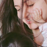 On Women's Day, Virat Kohli shares a picture of Anushka Sharma holding their daughter Vamika