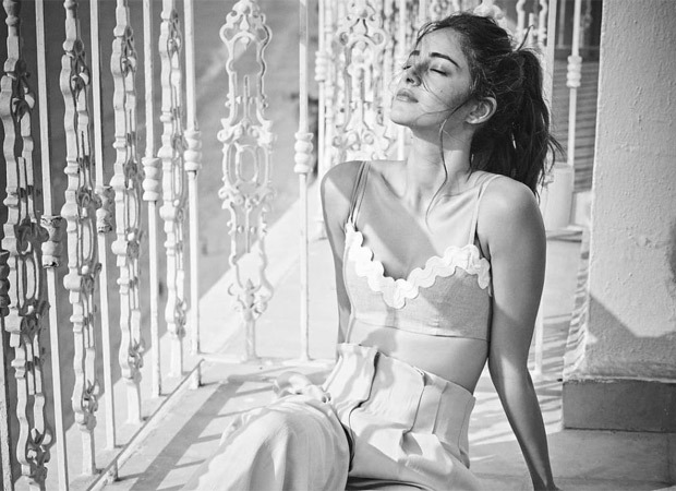 Ananya Panday raises temperature with her recent black and white photoshoot; see pictures