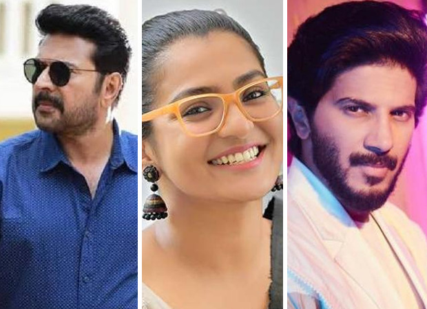 Mammootty and Parvathy Thiruvothu to share screen for the first time; Dulquer Salmaan to produce