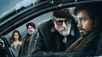 Amitabh Bachchan and Emraan Hashmi starrer Chehre's release preponed; to now release on April 9