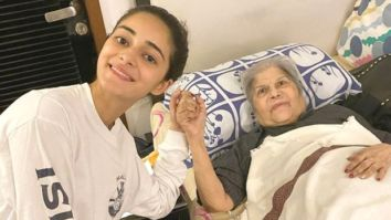 Ananya Panday makes a special mention of her 'best Dadi and Nani' on Women's Day
