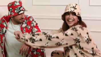 Deepika Padukone and Ranveer Singh give a fun spin to the viral Buss It challenge