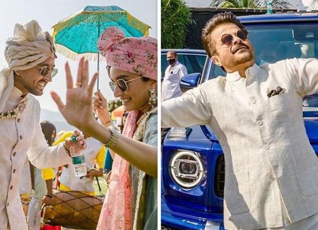 Shraddha Kapoor and Anil Kapoor dance their heart out at Priyaank Sharma's baraat