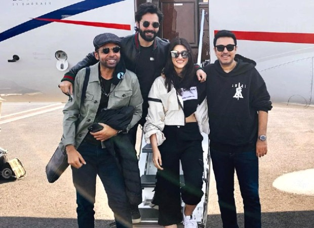 EXCLUSIVE: Varun Dhawan, Kriti Sanon starrer Bhediya to have action directors from South Africa, says producer Dinesh Vijan