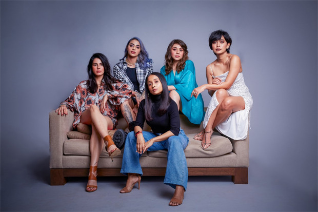 Four More Shots Please season 3 starring Kirti Kulhari, Sayani Gupta, Maanvi Gagroo and Bani J goes on floor