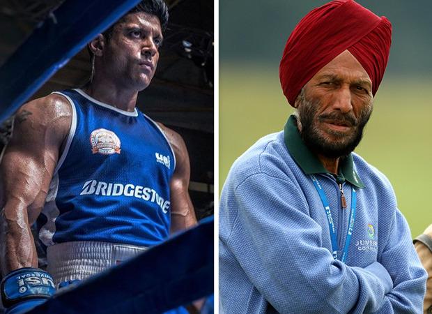 """Farhan Akhtar has made a wonderful physique for Toofaan""- Milkha Singh"