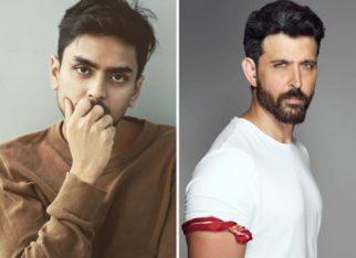 Adarsh Gourav has a fan boy moment after Hrithik Roshan praises his work in The White Tiger