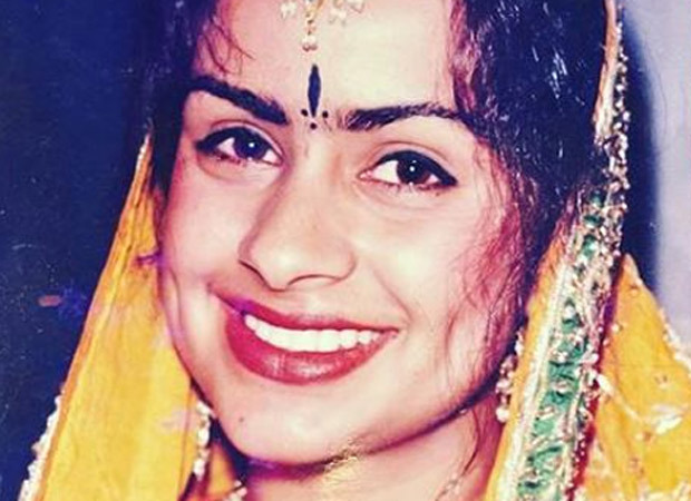 Gul Panag shares picture from her Miss Patiala days; says she was influenced by Kajol's unibrow in Kuch Kuch Hota Hai