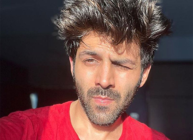 Kartik Aaryan posts a COVID Selfie; comments on the night curfew in Maharashtra