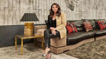 Gauri Khan designs Shah Rukh Khan's swanky Red Chillies Entertainment office, shares pictures