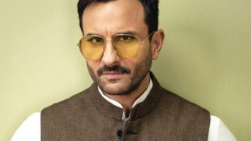 Filmfare Awards 2021: Saif Ali Khan wins Best Supporting Actor award for Tanhaji: The Unsung Warrior; thanks Ajay Devgn and Om Raut