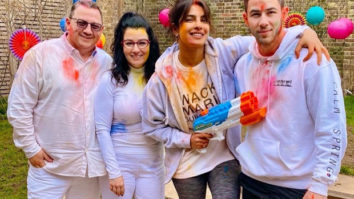Check out! Priyanka Chopra Jonas celebrates Holi with Nick Jonas and her in-laws in London