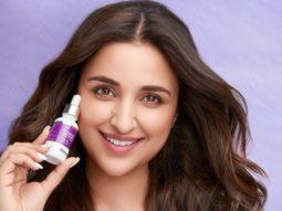 Parineeti Chopra partners with science based skincare brand, The Derma Co.