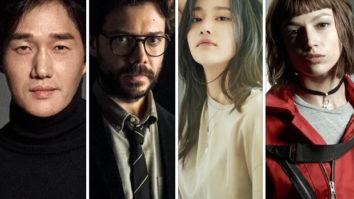 Mega cast announced forKorean version ofNetflix's series Money Heist,Yoo Ji Tae & Jeon Jong-seo to play Professor and Tokyo