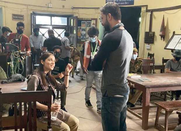 Yami Gautam wraps the shoot for Dasvi, says saying goodbye to some films is difficult