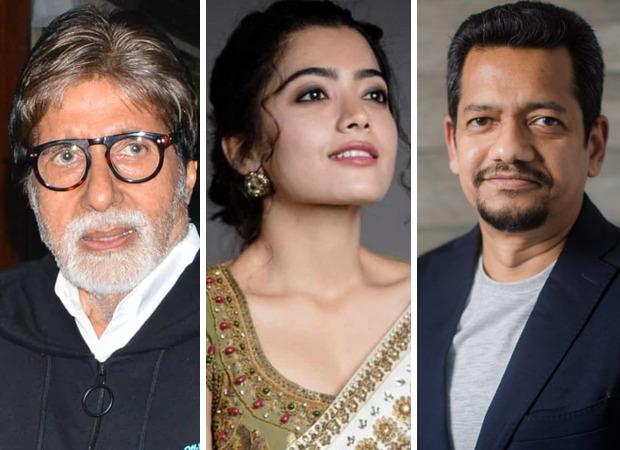 """""""In Goodbye Amitabh Bachchan sir & Rashmika Mandanna play father-daughter,"""" says Reliance CEO Shibasish Sarkar"""