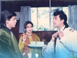 27 Years Of Anjaam: Madhuri Dixit shares picture with Shah Rukh Khan & Deepak Tijori, calls the film 'memorable'