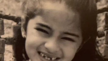 Ananya Panday shares a super adorable picture from childhood