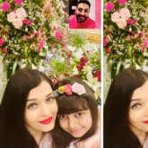Aishwarya Rai Bachchan and Abhishek Bachchan have a virtual wedding anniversary celebration