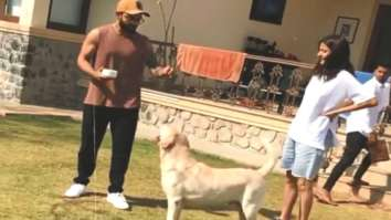 Anushka Sharma shares 'some special, priceless moments' with Virat Kohli and dogs, watch video